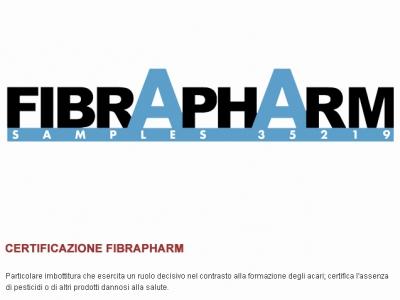 ΠΙΣΤΟΠΟΙΗΤΙΚΟ FIBRAPHARM